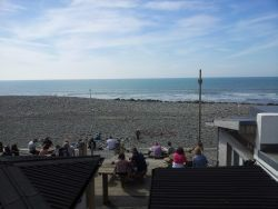 New UK Private Static Caravan Holiday Hire At Searivers Ynyslas Borth